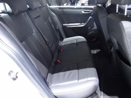 Hãng Qoros hứa hẹn đây sẽ là mẫu sedan Trung Quốc đầu tiên đạt xếp hạng an toàn EuroNCAP 5 sao